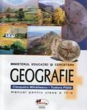 Geografie manual, clasa a IV-a - Mihailescu, Pitila