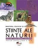 Stiinte ale naturii, manual clasa a IV-a - Pitila, Mihailescu