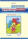 Ratusca invata alfabetul - caiet