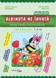 Albinuta ne invata - caiet de lucru pentru 5-6 ani