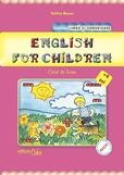 English for children - caiet de lucru 4 ani