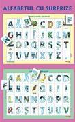 Alfabetul cu surprize, joc didactic