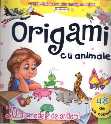 Origami cu animale - origami