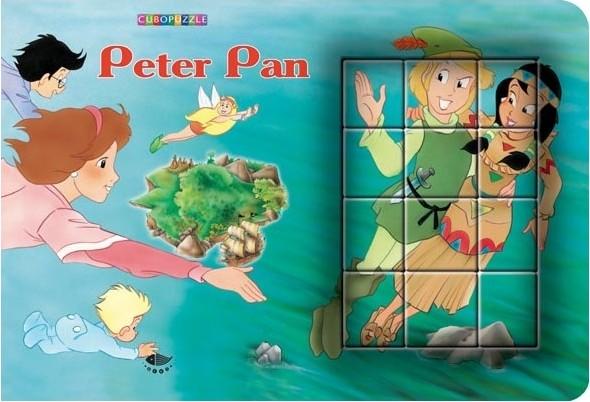 Peter Pan - cuburi