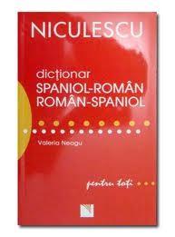 Dicţionar român-spaniol/spaniol-român pentru toţi (50.000 de cuvinte şi expresii)