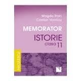 Memorator. Istorie pentru clasa a XI-a