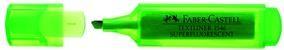 Textmarker superfluorescent verde 1546 Faber-Castell