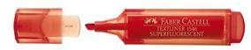 Textmarker superfluorescent portocaliu 1546 Faber-Castell