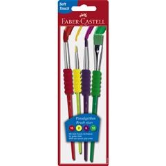 Pensula Soft Touch Faber-Castell
