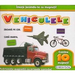 Vehiculele Invata Jucandu-te cu Magneti