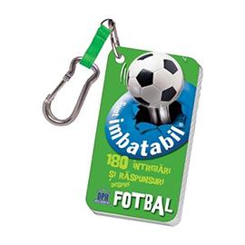 Sunt imbatabil - Intrebari si raspunsuri - Fotbal