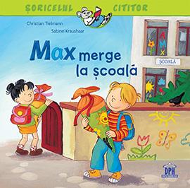 Max merge la scoala