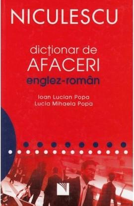 Dicţionar de afaceri englez-român