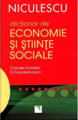 Dicţionar de economie şi ştiinţe sociale