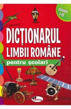 Dictionarul limbii romane - Clasele 1-4
