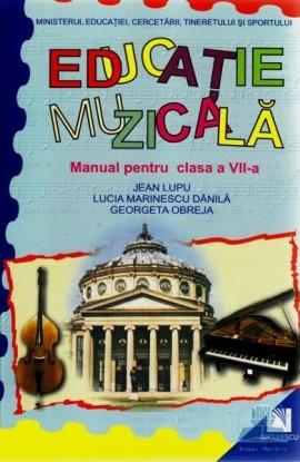 Educaţie muzicală. Manual pentru clasa a VII-a