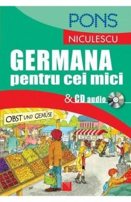 Germana pentru cei mici & CD audio