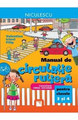 Manual de circulaţie rutieră pentru clasele a III-a şi a IV-a
