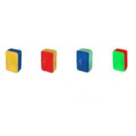 Penar 3 Fermoare Echipat 46 Piese Bicolor Asortat Faber-Castell