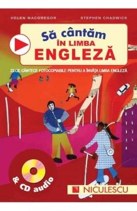 Să cântăm în limba engleză & CD audio